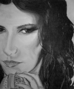 Laura Pausini by Dycin